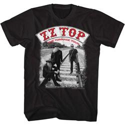 ZZ Top Mens Tonntour T-Shirt