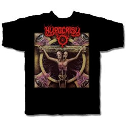 Hypocrisy - Osculum Obscenum Adult T-Shirt