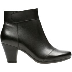 Clarks - Womens Garnit Starlyn Low Boot