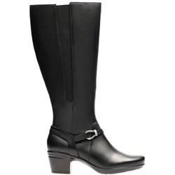 Clarks - Womens Emslie Sinai W High Boot