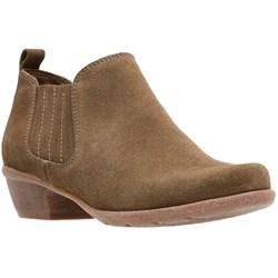 Clarks - Womens Wilrose Jade Shoe