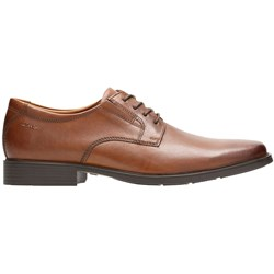 Clarks - Mens Tilden Plain Shoe