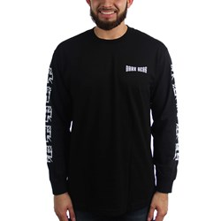 Dark Seas - Men's Life Or Death Stock Long Sleeve T-Shirt