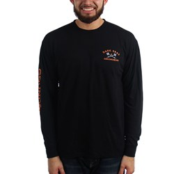 Dark Seas - Men's Dsxgrundens Heritage Wicking Long Sleeve T-Shirt