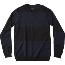 RVCA Mens Channels Crewneck Sweater