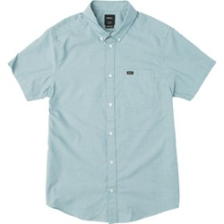 RVCA - Mens That'll Do Oxford Short Sleeve Button Down Shirt