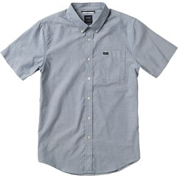 RVCA Boys That'Ll Do Oxford Short Buttondown