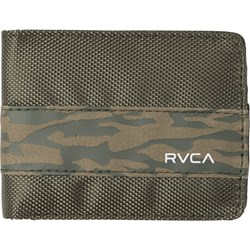 RVCA Mens Wallie Wallet