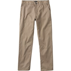 RVCA Mens Week-End Fixed Waist Pants
