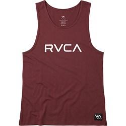RVCA Mens Big Rvca Knit Sleeveless T-Shirt
