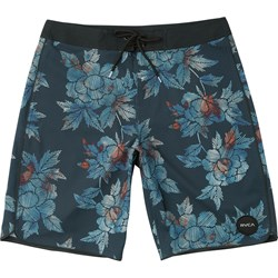 RVCA Mens Bora Fixed Waist Boardshort