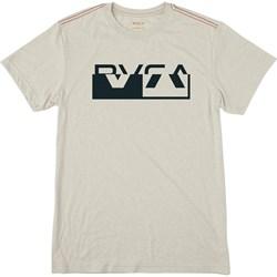 RVCA Mens Co Brand T-shirt