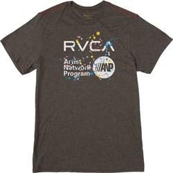 RVCA Mens Dmote Anp T-shirt