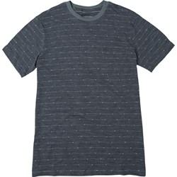 9d4cd54a38a RVCA Mens Double Dip Knit Short Sleeve T-Shirt