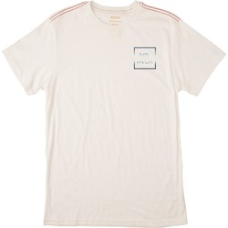 RVCA Mens Down Pour T-shirt