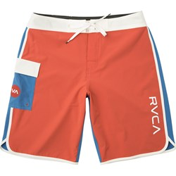 RVCA Mens Eastern Fixed Waist Boardshort