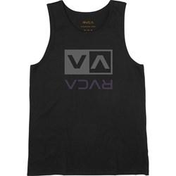 RVCA Mens Flip Box Sleeveless T-Shirt