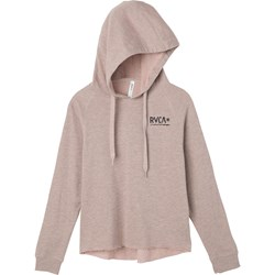 RVCA Womens Glance Hooded Pullover