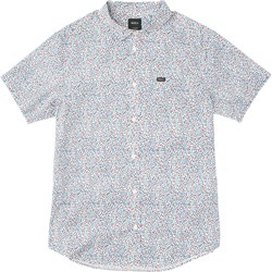RVCA Boys Happy Thoughts Short Buttondown