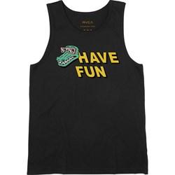 RVCA Mens Have Fun Sleeveless T-Shirt
