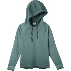 RVCA Womens Hot Mod Hooded Pullover