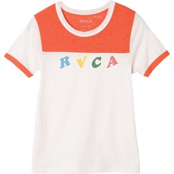 RVCA Womens Lp Rvca T-shirt