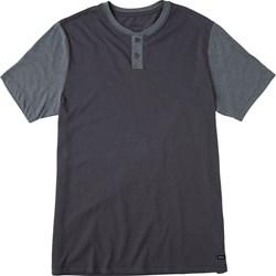 RVCA Mens Pick Up Knit Short Sleeve T-Shirt