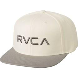 RVCA - Mens Rvca Twill Snapback Hat