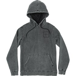 RVCA Mens Scrawl Hooded Pullover