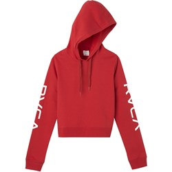 RVCA Womens Splits Hooded Pullover