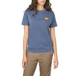 Stussy - Womens Basic Swirl Pig. Dyed T-Shirt