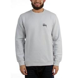 Stussy Mens Basic Stussy Crew Sweater