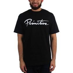 Primitive - Mens Nuevo Script Core T-Shirt