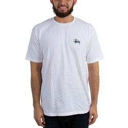 Stussy Mens Basic Stussy T-Shirt