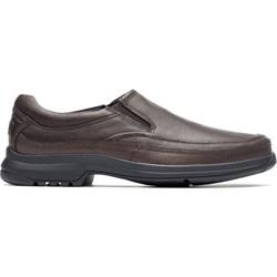 Rockport Men's Bl Moc Slip On Shoes