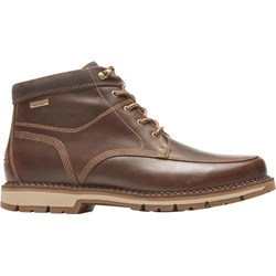 Rockport Men's Centry Panel Toe Boot Shoes