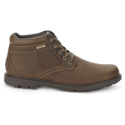 Rockport Men's Rgd Buc Wp Boot Shoes