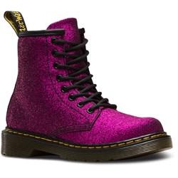 Dr. Martens Girls Delaney Gltr Junior Lace Boot