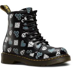 Dr. Martens Kids Delaney Pc Juniors Lace Boot