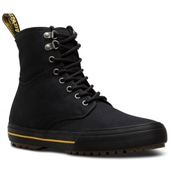 Dr. Martens Mens Winsted Canvas 8 Eye Boot