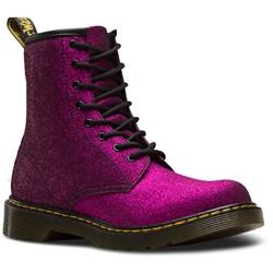 Dr. Martens Girls Delaney Y Gltr Juniors Lace Boot