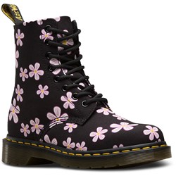 Dr. Martens Womens Page Meadow 8 Eye Boot