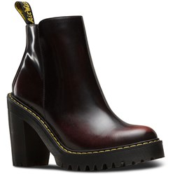 Dr. Martens Womens Magdalena Ankle Zip Boot