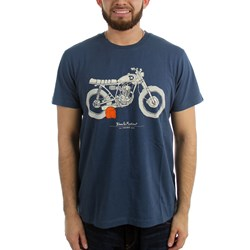 Deus Ex Machina - Mens The Shank T-Shirt