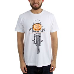 Deus Ex Machina - Mens Frontal Matchless T-Shirt