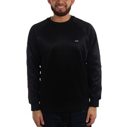 Stussy Mens Poly Track Crew Sweater