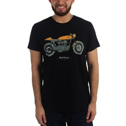 Deus Ex Machina - Mens Moto Grigio T-Shirt