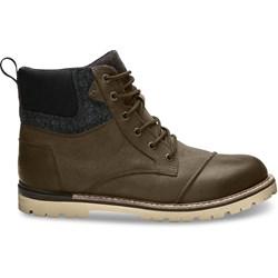 Toms Men's Ashland Leather Boot