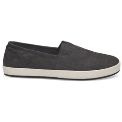 Toms Men's Avalon Denim Chambray Slip-On