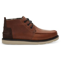 Toms Men's Chukka Leather Boot